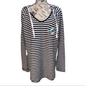 Miami Dolphins Fixed Hoodie Sweatshirt XL